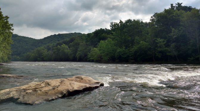 Packrafting the Middle Youghiogheny – Ramcat Rapids to Ohiopyle