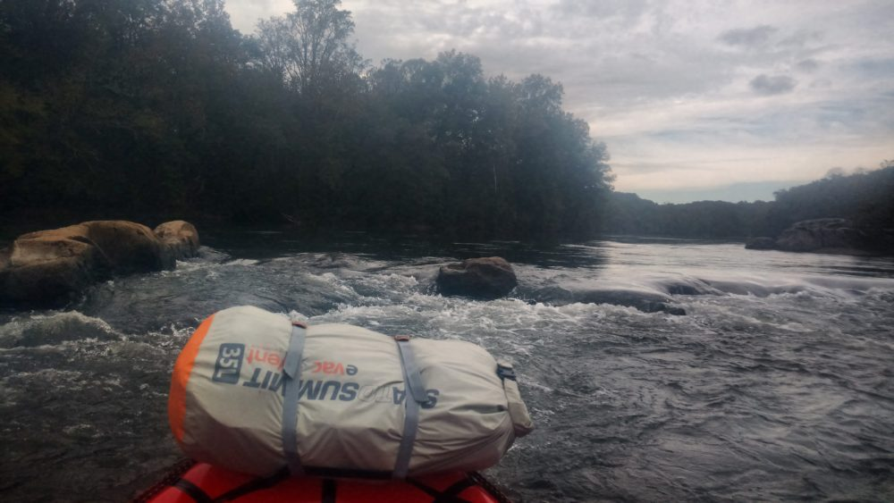 Roadside Packrafting – The Fall Line Rapids of the Rappahannock River